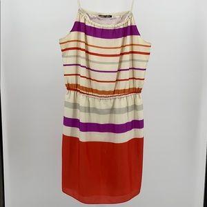 GIANNI BINI Sleeveless Dress w/ Rope Style Straps
